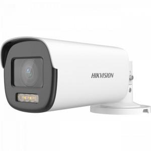 Camera Hikvision Turbo HD Color Vu 5.0 2MP IP68 zoom motorizat cu PoC DS-2CE19DF8T-AZE