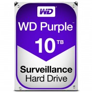 HDD WD Purple Surveillance 10TB WD100PURZ