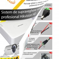 Manual instructiuni instalare CCTV MK046-MCCTV