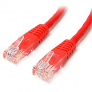 Patch Cord UTP Cat.5e-1M rosu