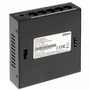 Switch Dahua 4 PoE fara management DH-PFS3005-4P-58