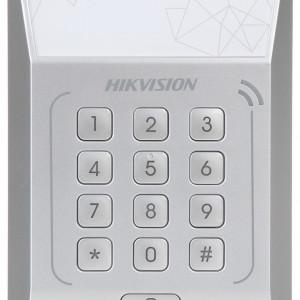 Terminal control acces HikVision mifare cu tastatura DS-K1T801M
