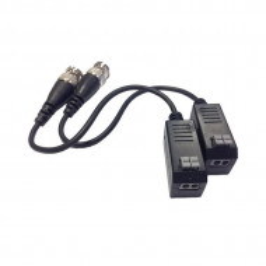 Video balun BNC Hikvision DS-1H18S/E