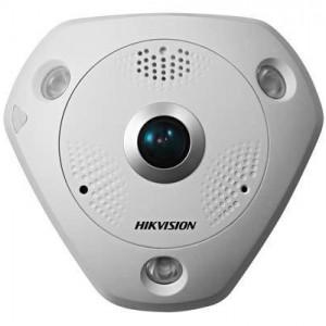 Camera Hikvision IP 12MP DS-2CD63C2F-IVS
