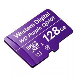 Card microSD Western Digital Purple 128GB WDD128G1P0C