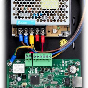 Centrala control acces HikVision pentru o usa DS-K2801