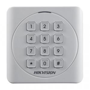 Cititor de carduri HikVision Mifare cu tastatura DS-K1801MK