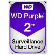 HDD WD Purple Surveillance 2TB WD20PURZ