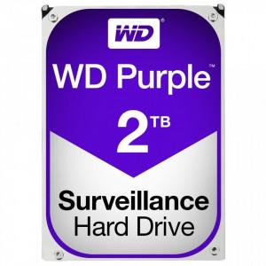 HDD WD Purple Surveillance 2TB WD20PURZ