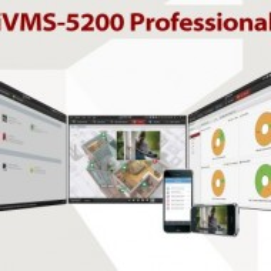 Pachet licenta iVMS-5200 Professional pentru 16 camere iVMS-5200 P16
