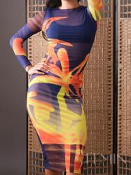 Rochie Multicolor