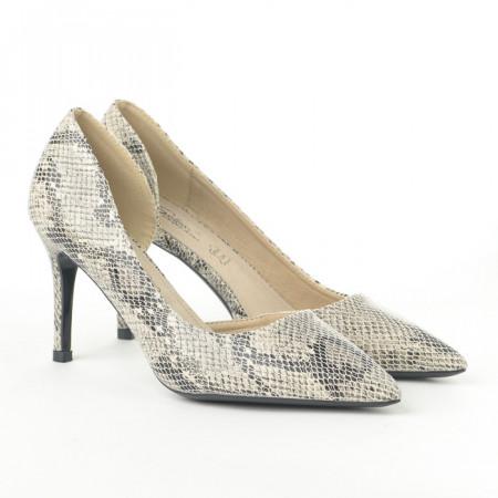 Slika Cipele na štiklu L242056 bež