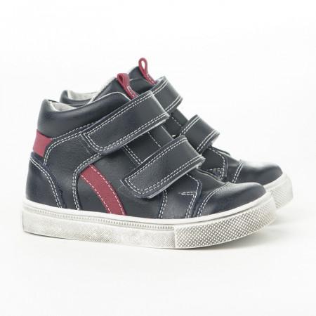 Slika Dečije cipele sa anatomskim uloškom S210 crne
