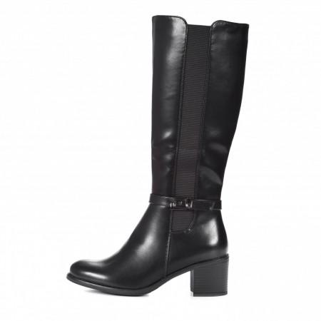 Slika Duboke ženske čizme LX601927 crne