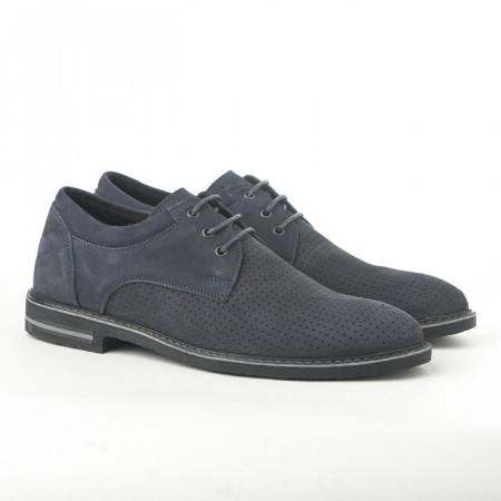 Slika Kožne muške cipele 132 teget