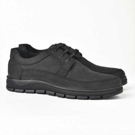 Slika Kožne muške cipele AP3012 crne