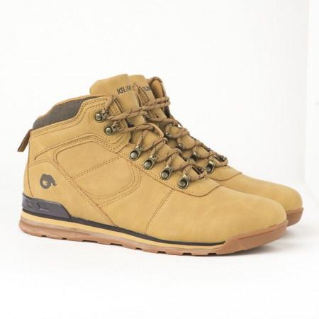 Slika Muške zimske cipele/patike LUMBER žute