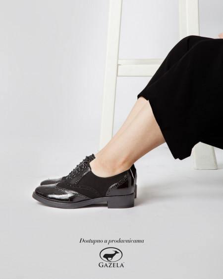 Slika Ženske cipele 302 crne