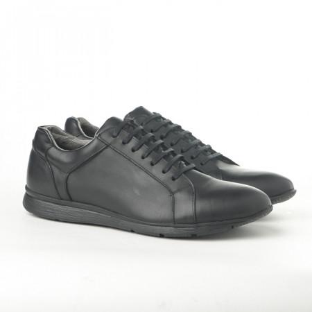 Kožne muške cipele/patike 360 crne