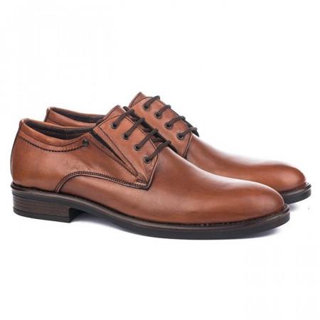Slika Muške kožne cipele Gazela 3480 kamel