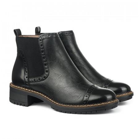 Slika Poluduboke čizme A1752 crne