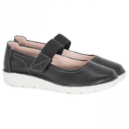 Slika Ravne cipele C2020 crne
