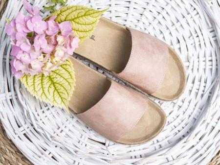 Slika Ženske papuče LP91356 roze