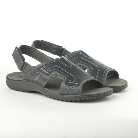 Slika Muške sandale INBLU FN000093 sive