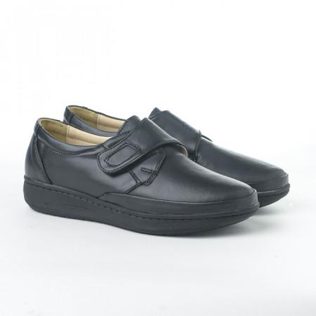 Slika Ženske cipele AS023 crne