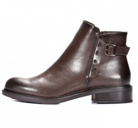 Slika Ženske duboke cipele LH292001 braon