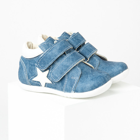 Slika Dečije cipele sa anatomskim uloškom S024 plave