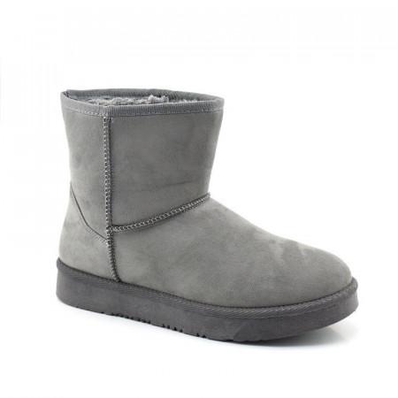Slika Poluduboke tople čizme LH96157 sive