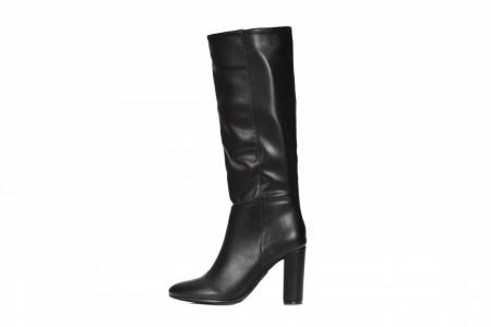 Slika Ženske čizme na štiklu LX562032 crne