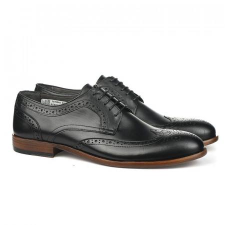 Slika Kožne muške cipele Aparta crne