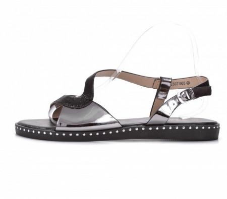 Slika Ravne sandale LS021903 crne
