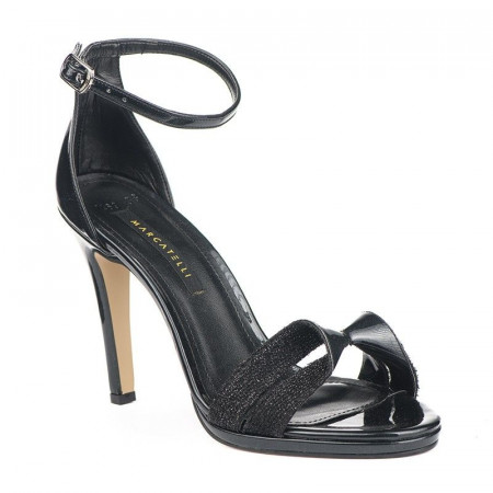 Slika Sandale na štiklu 7469 crne