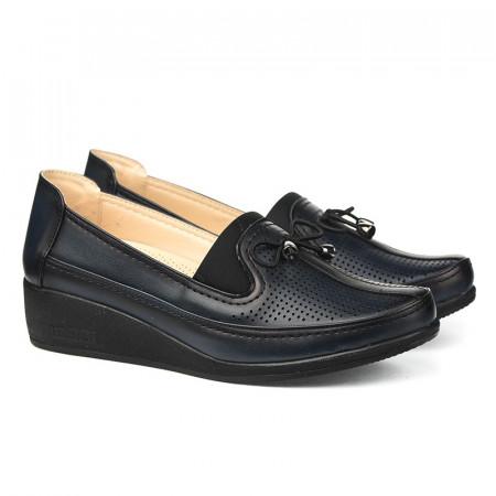 Slika Ženske cipele 1333 teget-zumbana