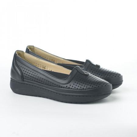 Slika Ženske cipele AS021 crne