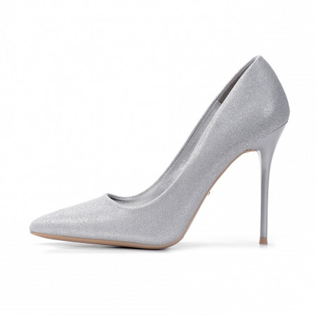 Slika Cipele na štiklu L241901 srebrne