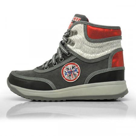 Slika Čizmice za devojčice CH50618 sive