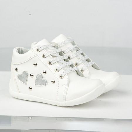 Slika Dečije cipele sa anatomskim uloškom 502 bela