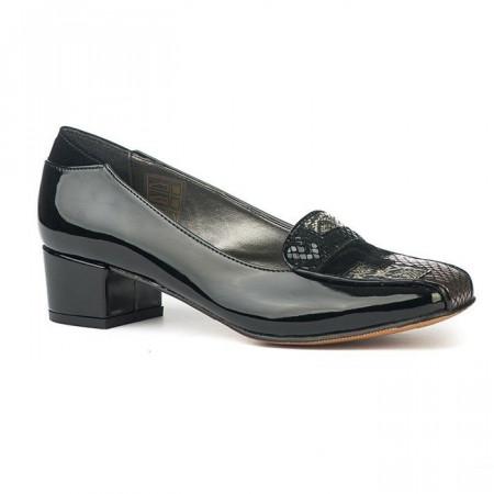 Slika Lakovane cipele M231 crna