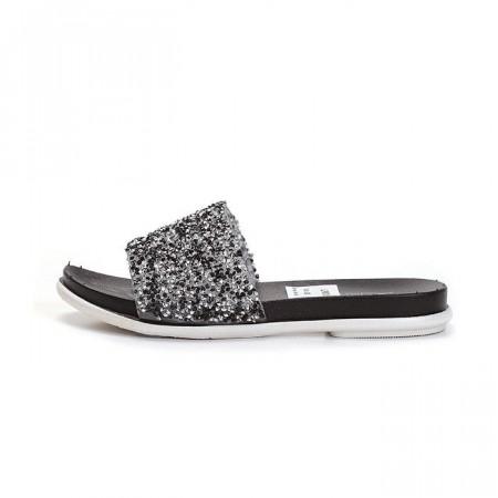Slika Ravne papuče LP80801 crne