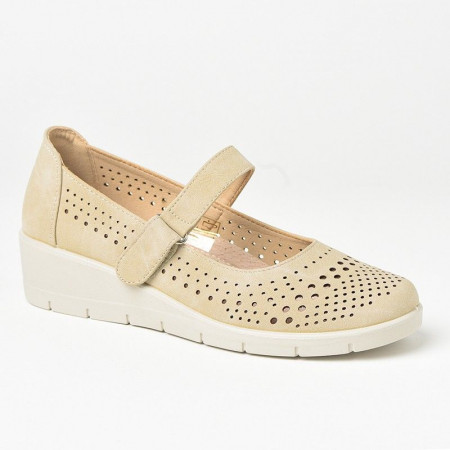 Slika Ženske cipele L081912 bež