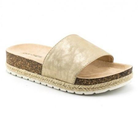 Slika Ženske papuče LP91356 bež