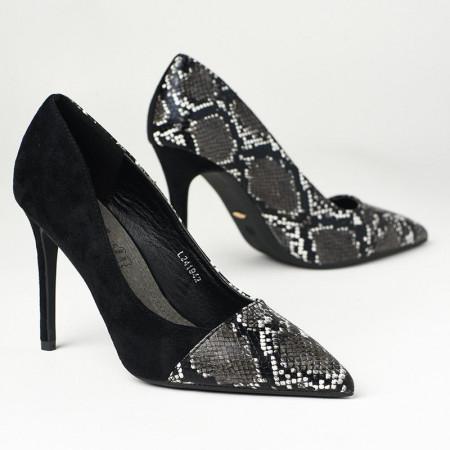 Slika Cipele na štiklu L241942 crne