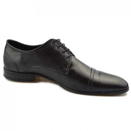 Slika Muske cipele ( veliki brojevi ) 2921-01 crna