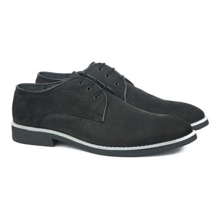 Slika Muške kožne cipele Gazela 3164 crne
