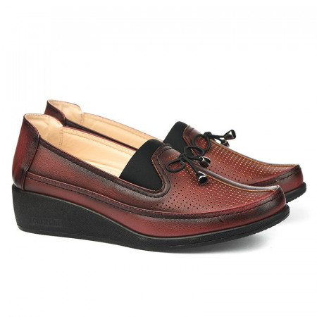 Slika Ženske cipele 1333 bordo
