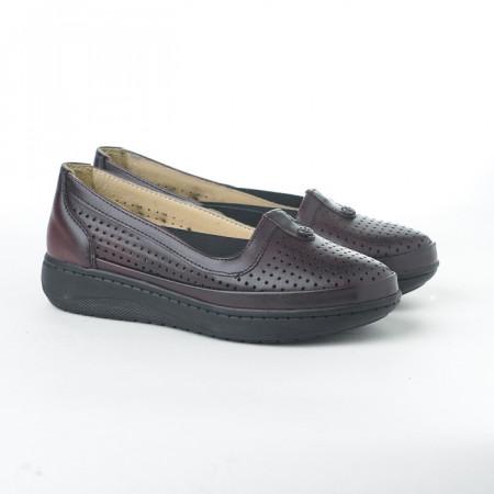 Slika Ženske cipele AS021 bordo